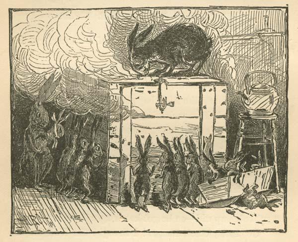 History of Brer Rabbit File Brer Rabbit And Family