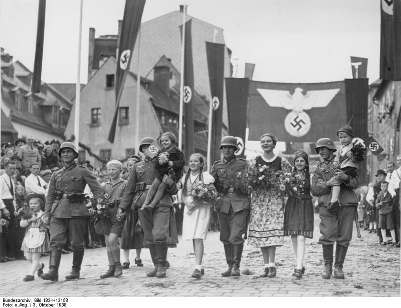 Deutsches Reich Bundesarchiv_Bild_183-H13158%2C_Anschluss_sudetendeutscher_Gebiete