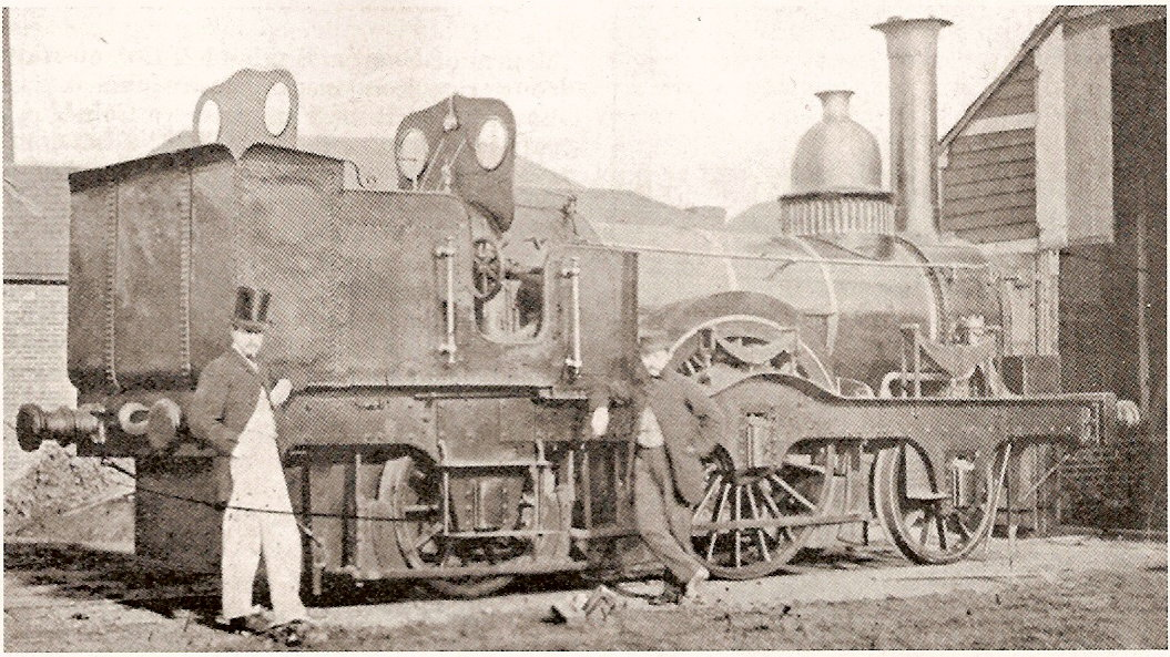 List of early locomotives of the London Brighton and South Coast Railway