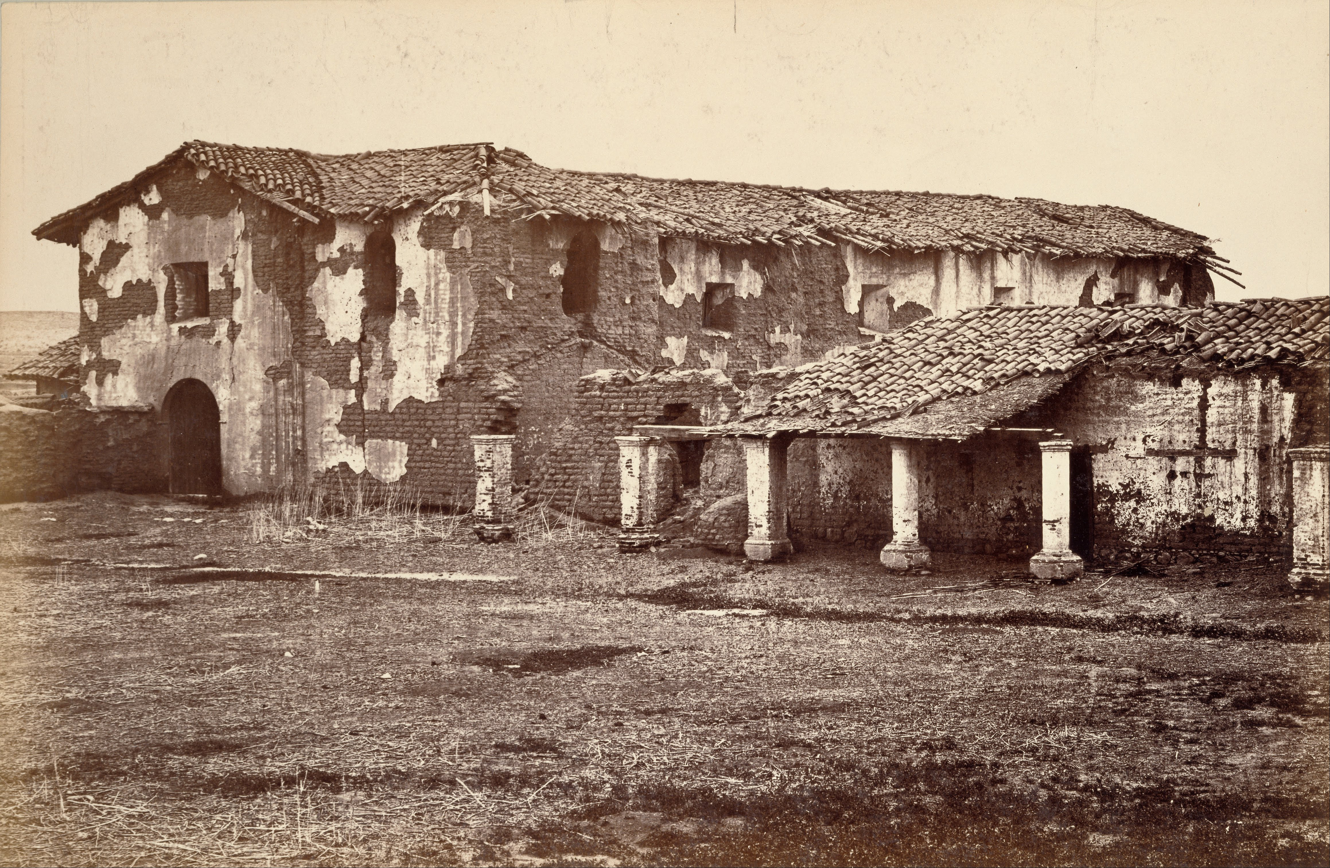 Mission San Fernando Rey de España - Wikipedia