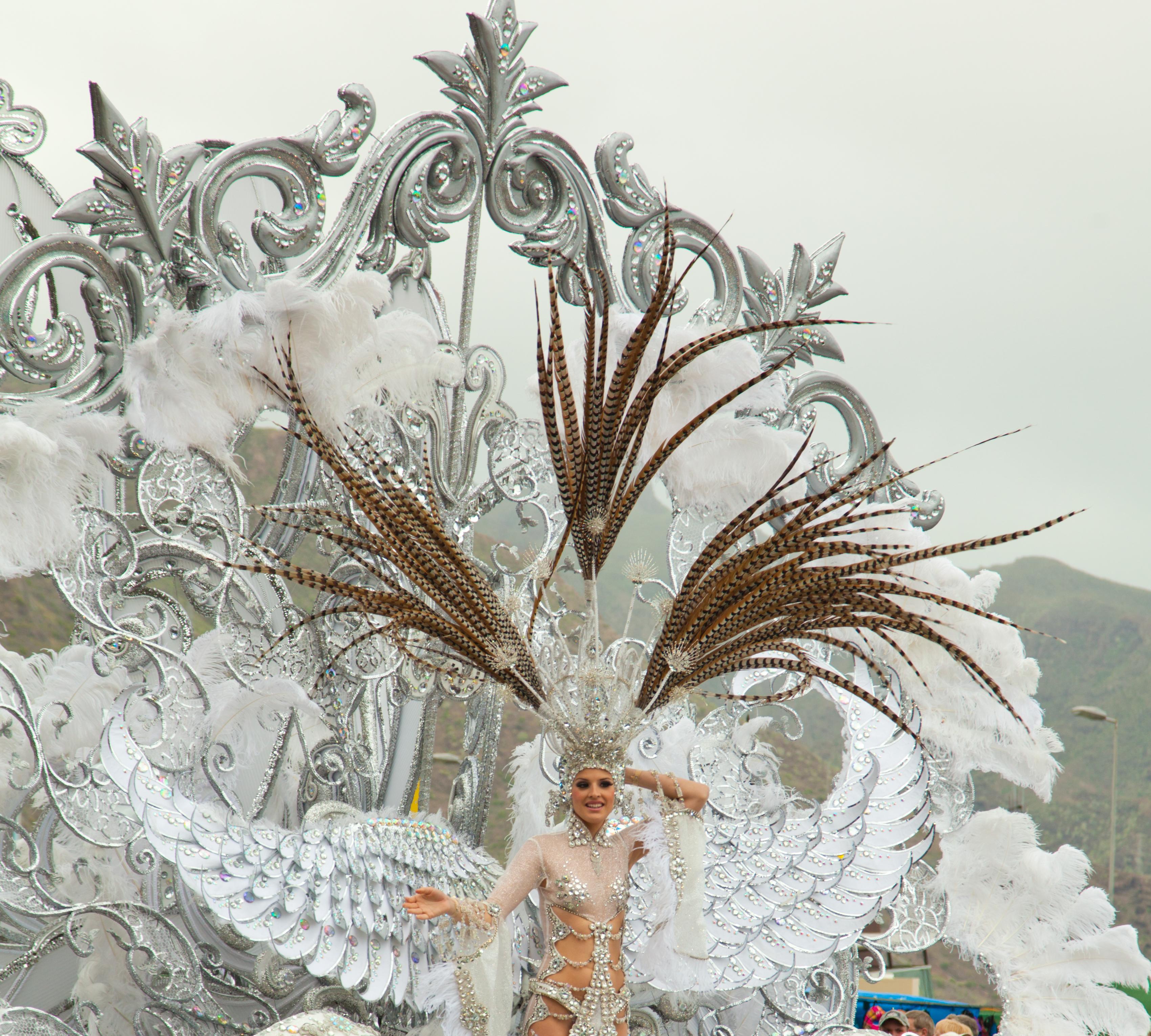 bde5cd190 Carnaval de Santa Cruz de Tenerife - Wikipedia, la enciclopedia libre