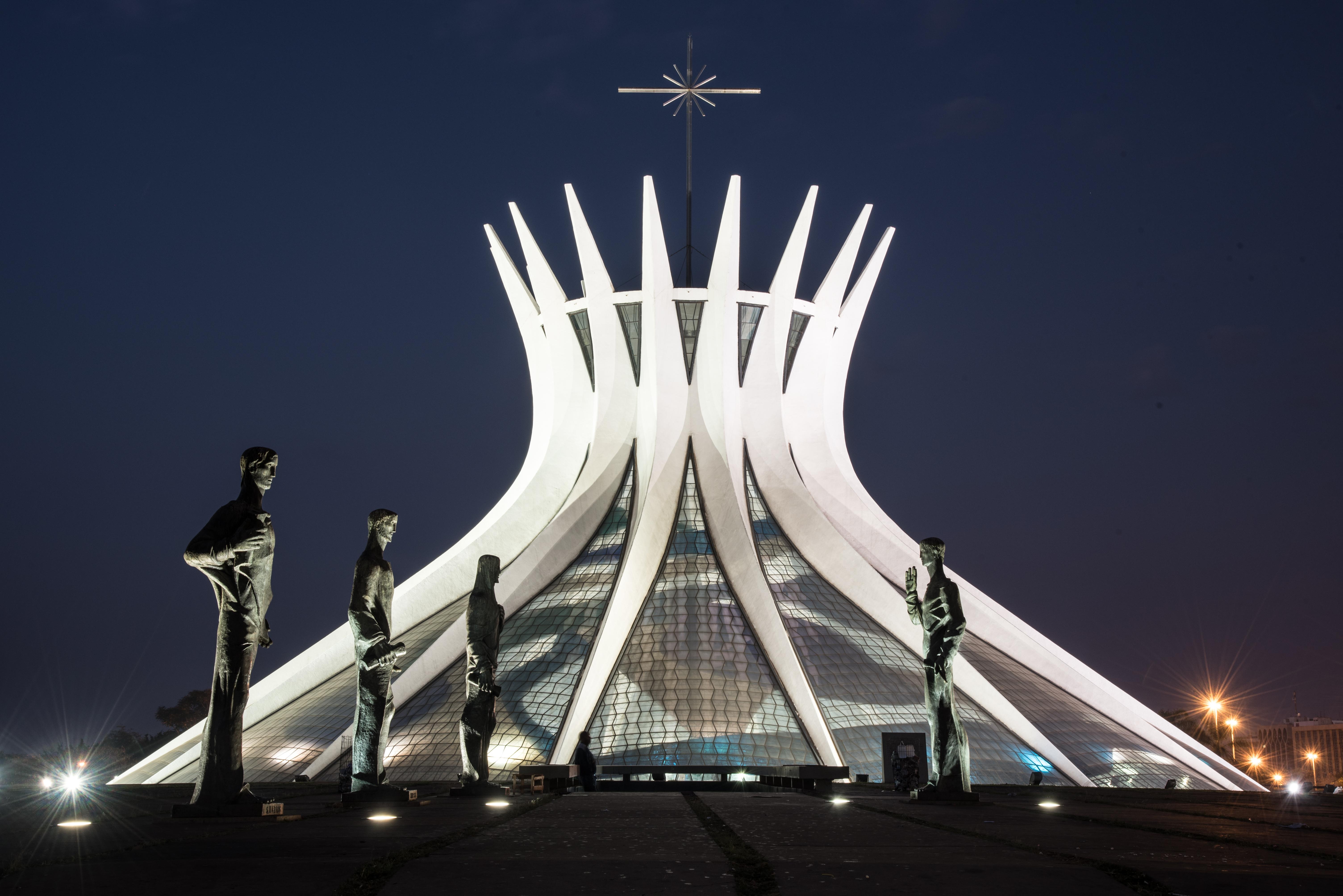 Veja o que saiu no Migalhas sobre Catedral Metropolitana de Brasília