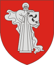 http://upload.wikimedia.org/wikipedia/commons/c/cf/Coat_of_Arms_of_Žodzina%2C_Belarus.png