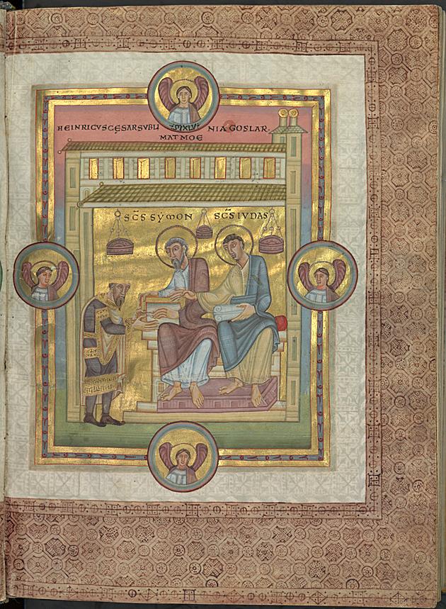 Évangiles de Goslar