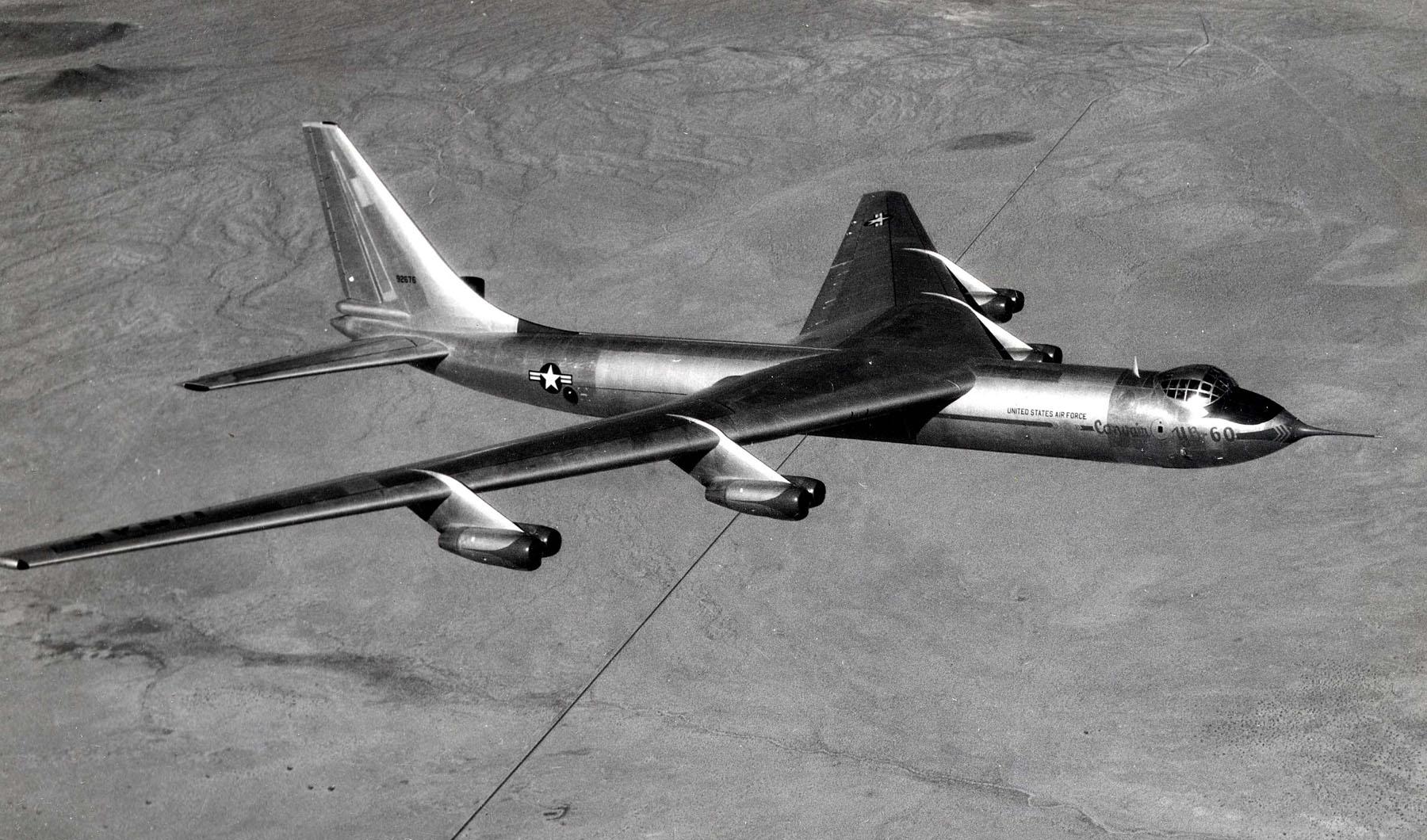 Convair YB 60