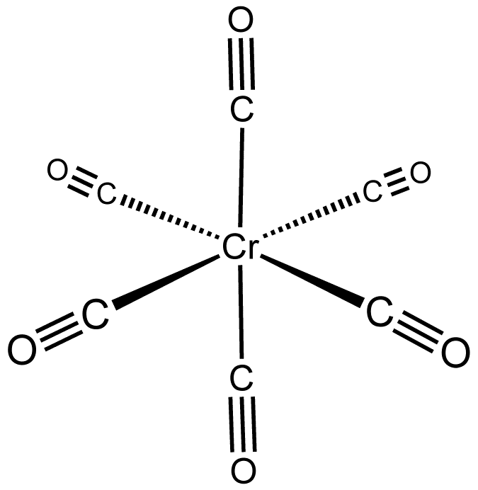 Chromium Hexacarbonyl Wikipedia
