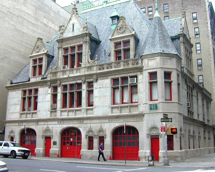 Firehouse Engine Company 31 Wikipedia