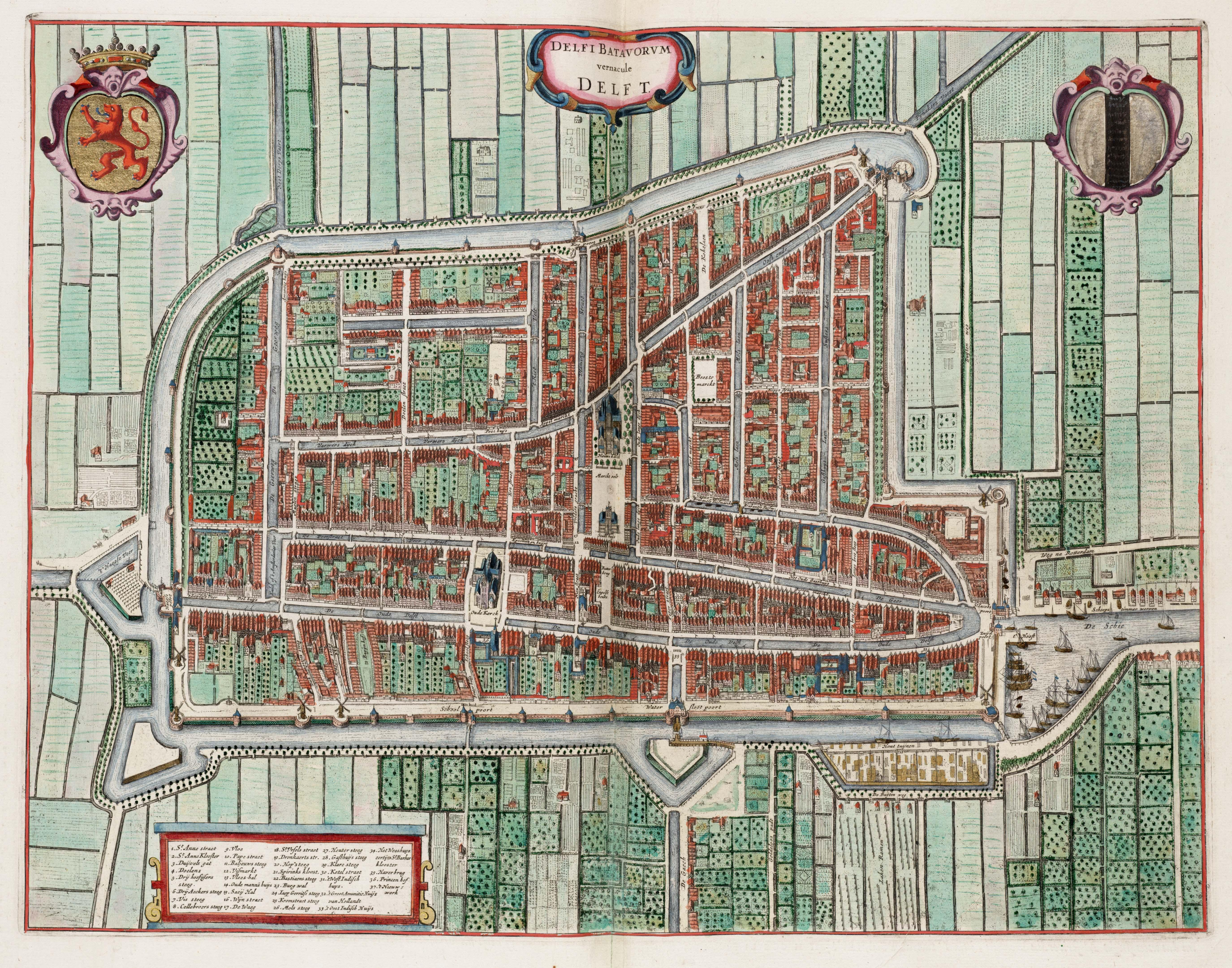 File:Delft - Delfi Batavorum vernacule Delft (1649).jpg