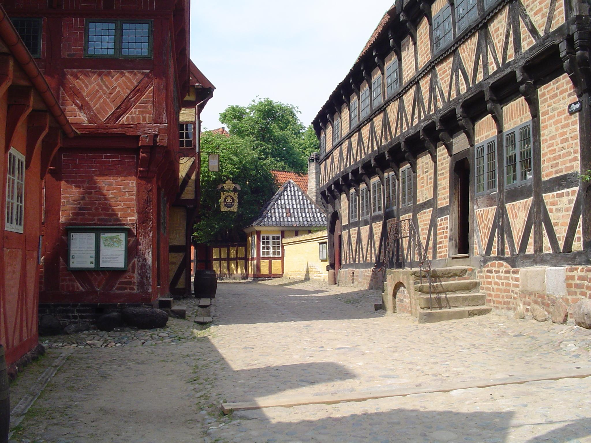 aarhus institutioner den gamle by off