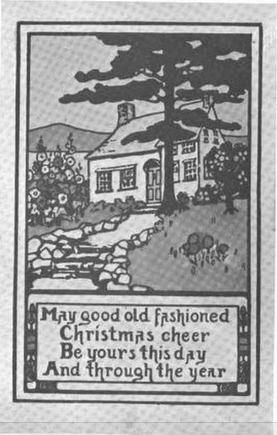 File Design For Christmas Cards By Frances Mumaugh 1920 7 Png Wikimedia Commons