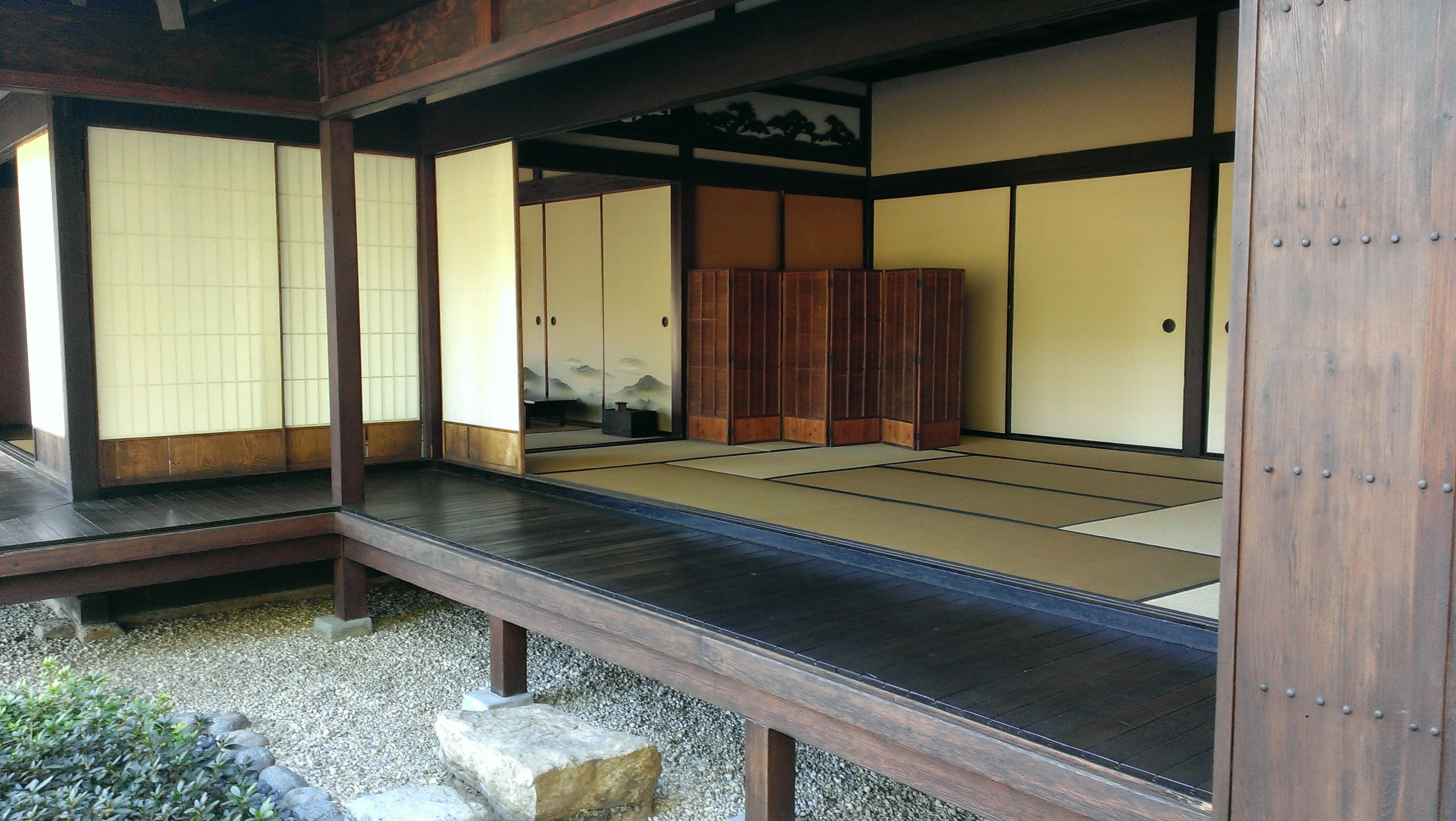Japanese House Design Traditional