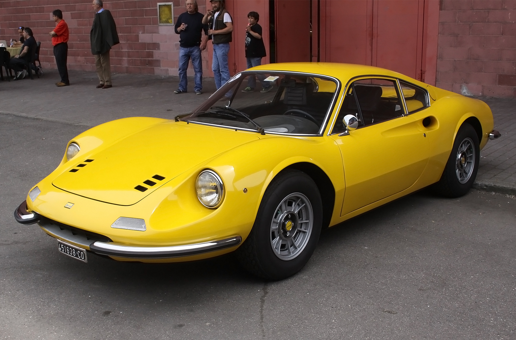 Dino 206 Gt And 246 Gt Wikipedia