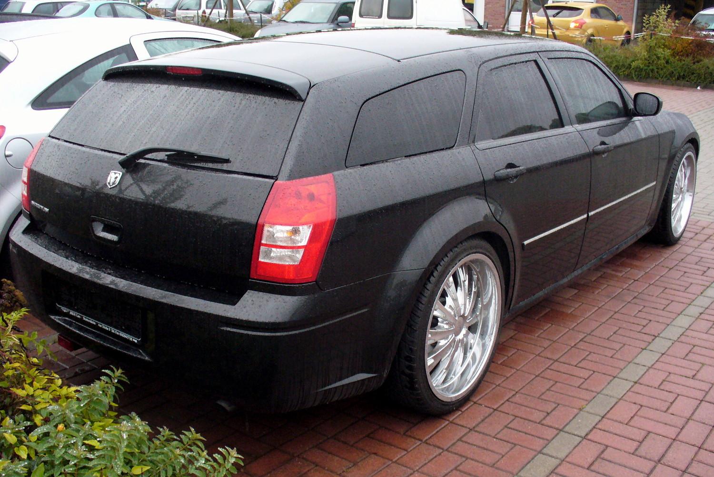 2008 Dodge Magnum Base Wagon 2 7l V6 Auto