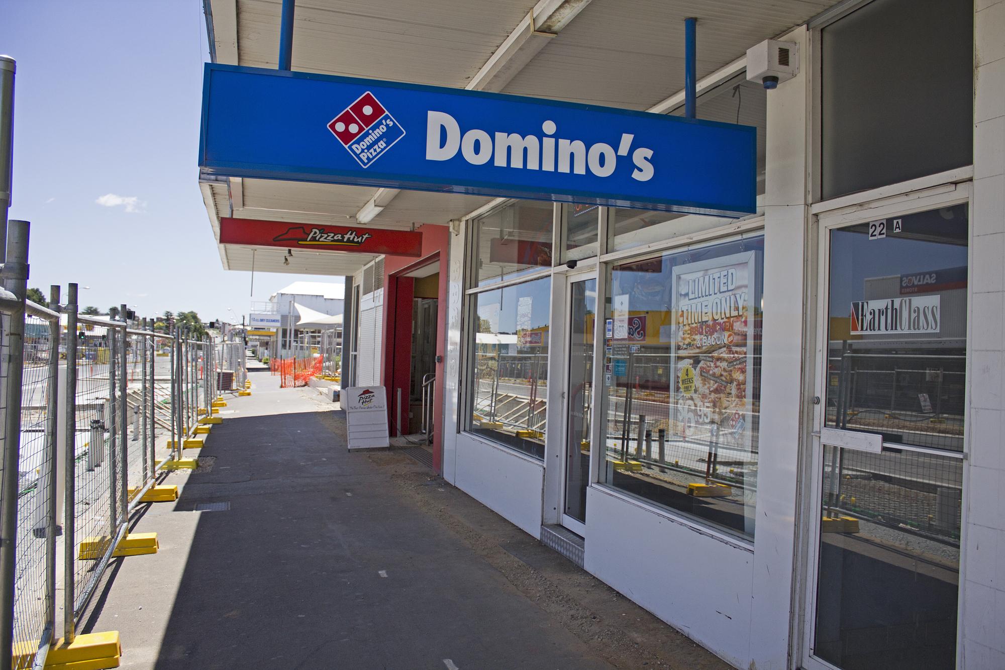 Domino S Pizza Car Topper Flag