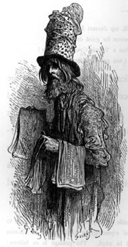 File:Doré, Gustave - Three London pedlars - tall man.jpg