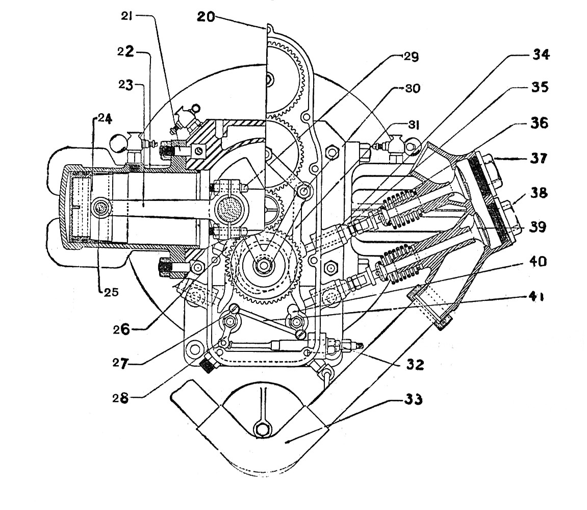 file douglas opposed engine longitudinal section jpg