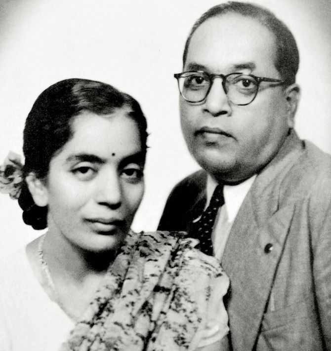 Savita ambedkar biography