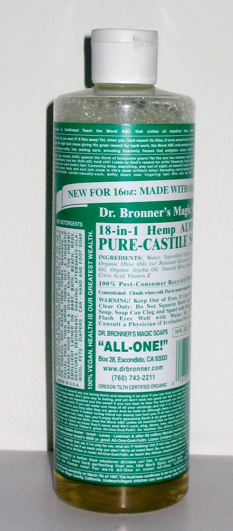 Castil soap