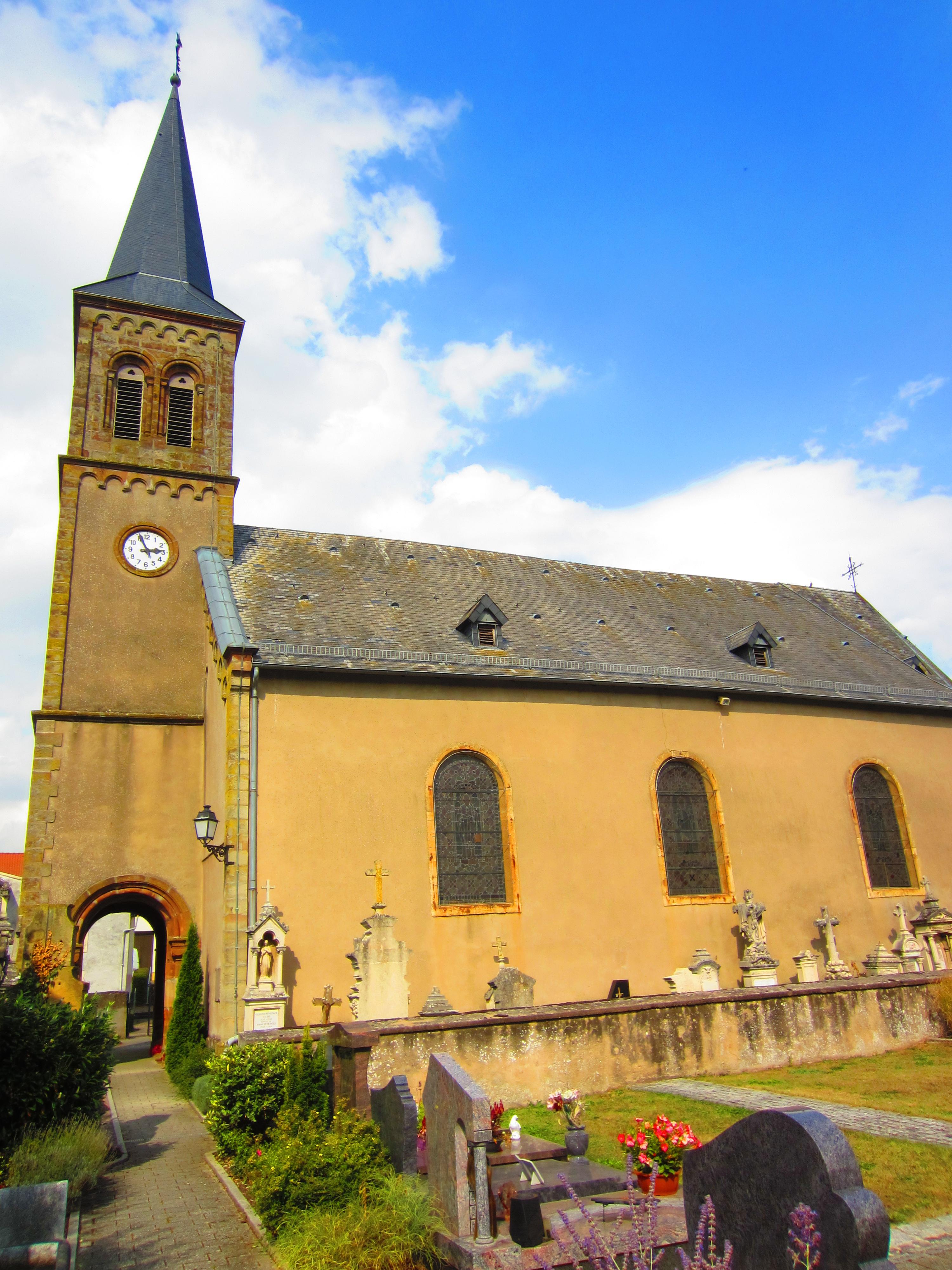 Boulay geisterstadt Geisterstadt Boulay