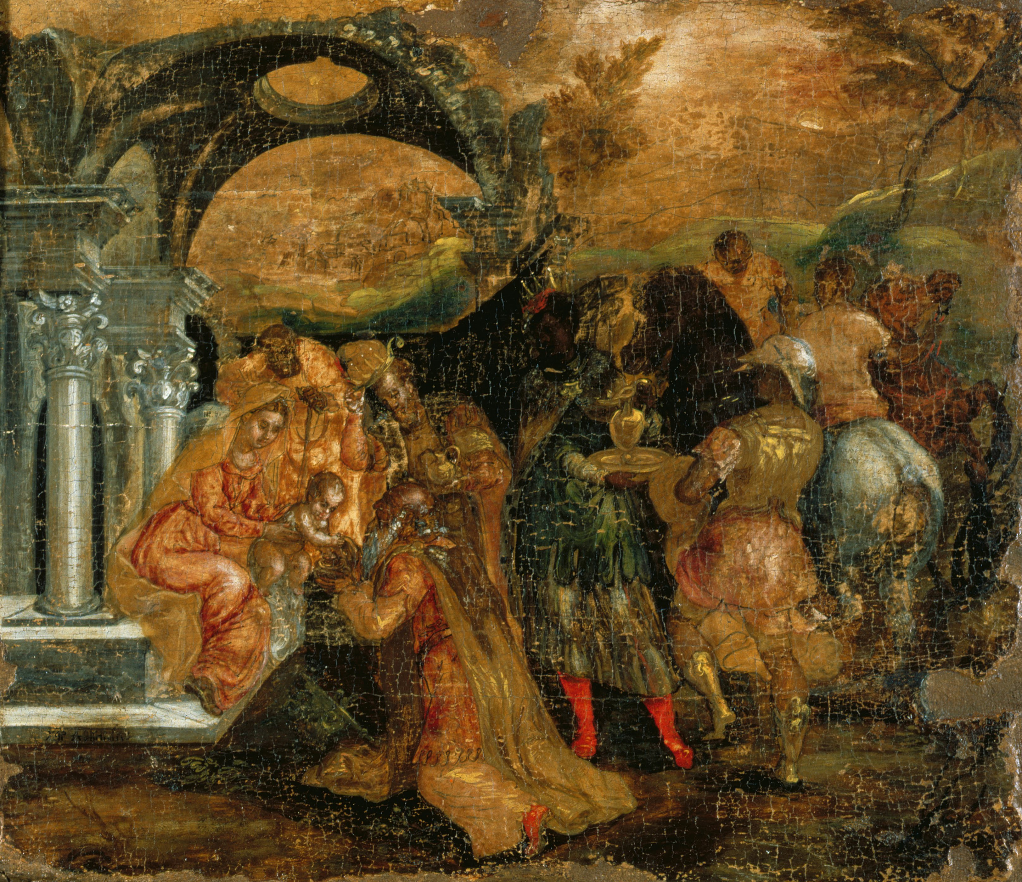 fileel greco the adoration of the magi google art