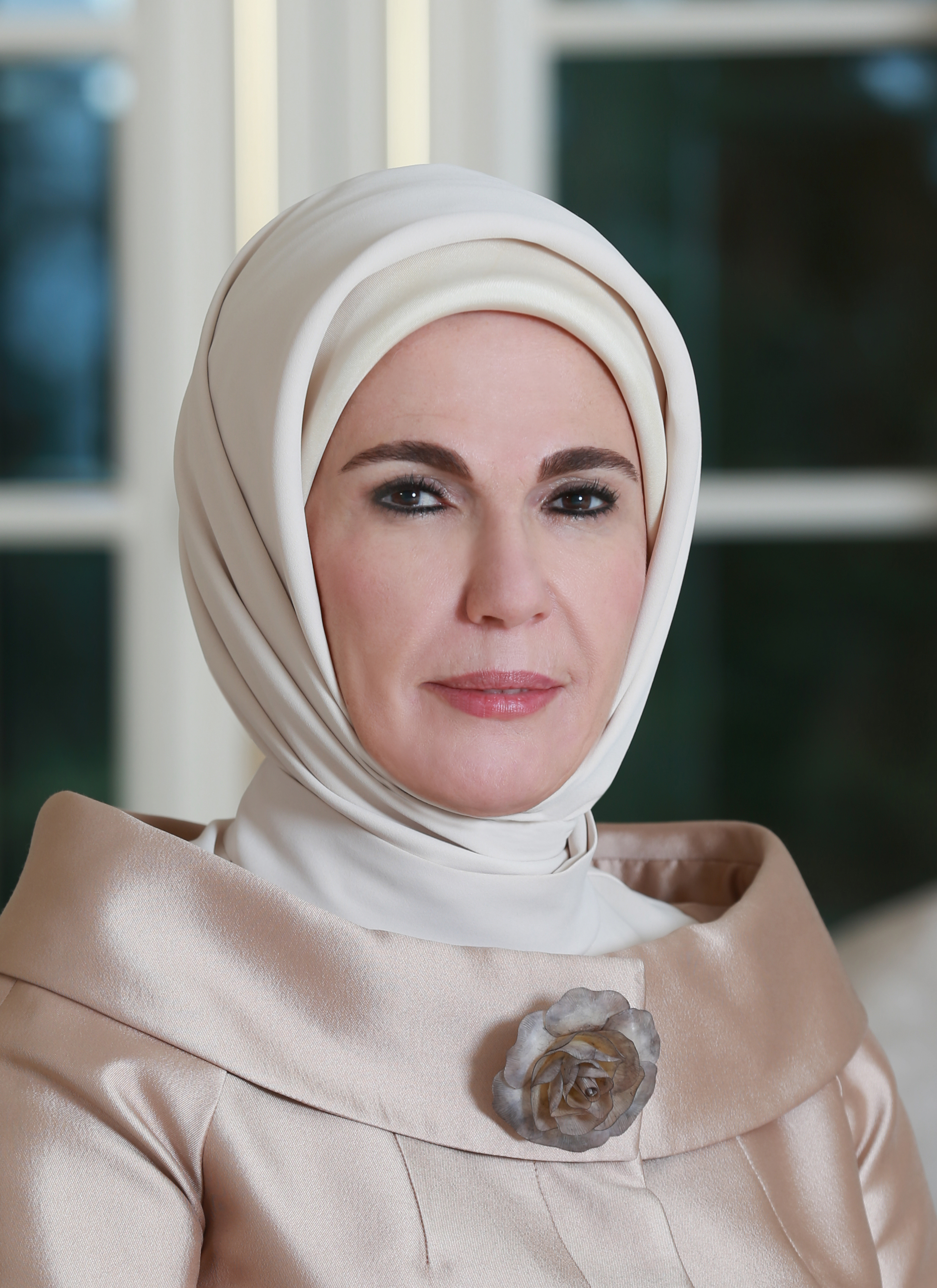 Emine Erdoğan - Wikipedia