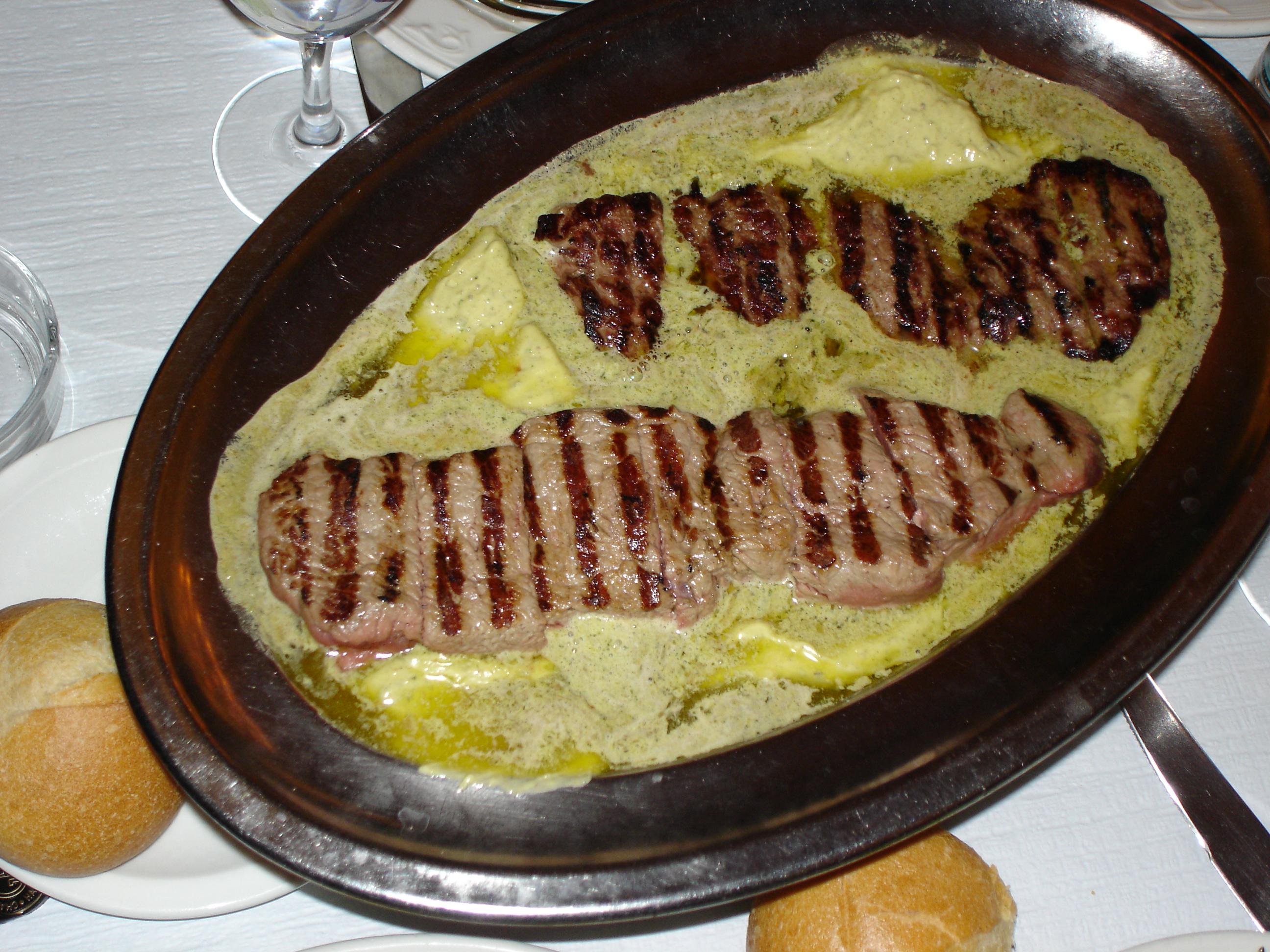 Beurre Caf Ef Bf Bd De Paris Wikipedia