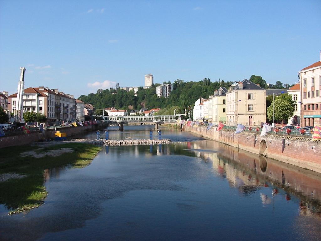 Belle Ville Epinal