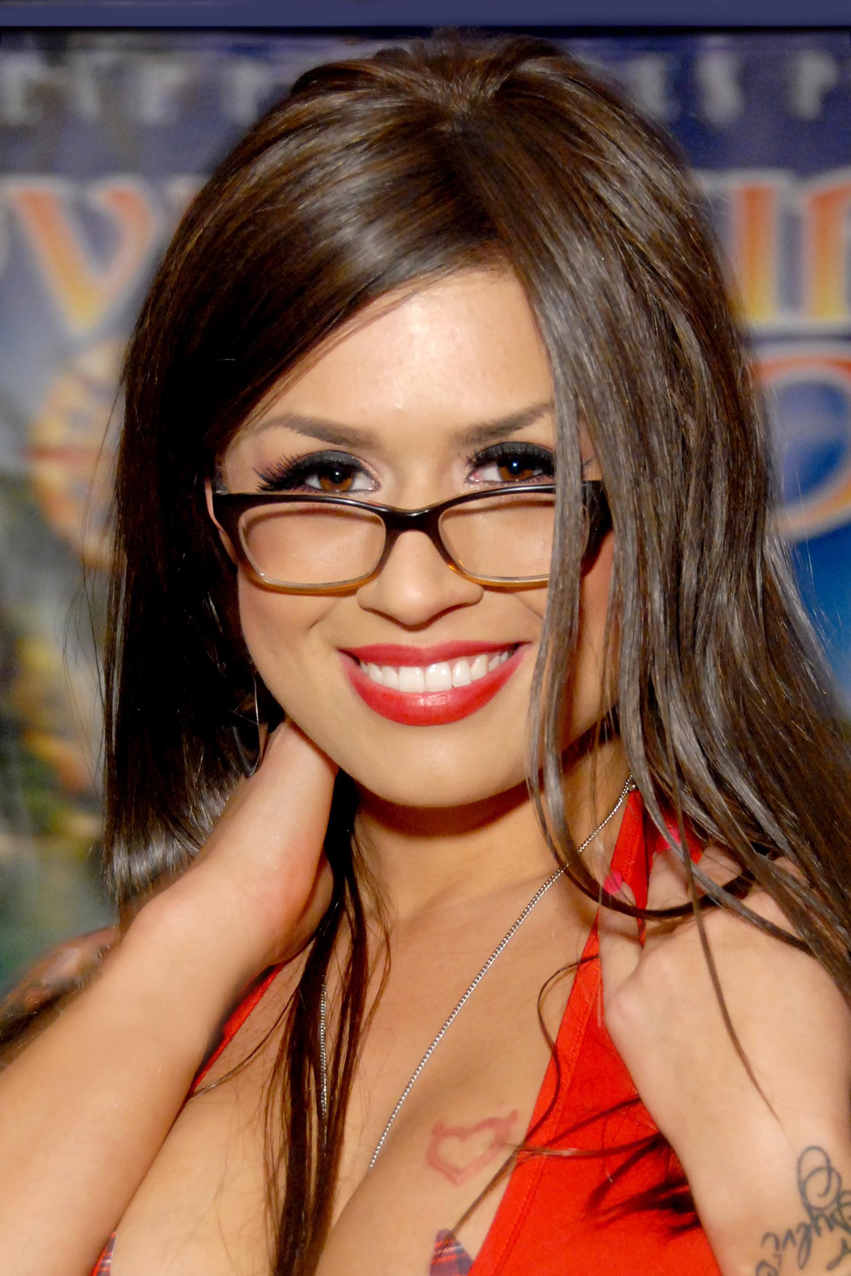 Eva Angelina Age