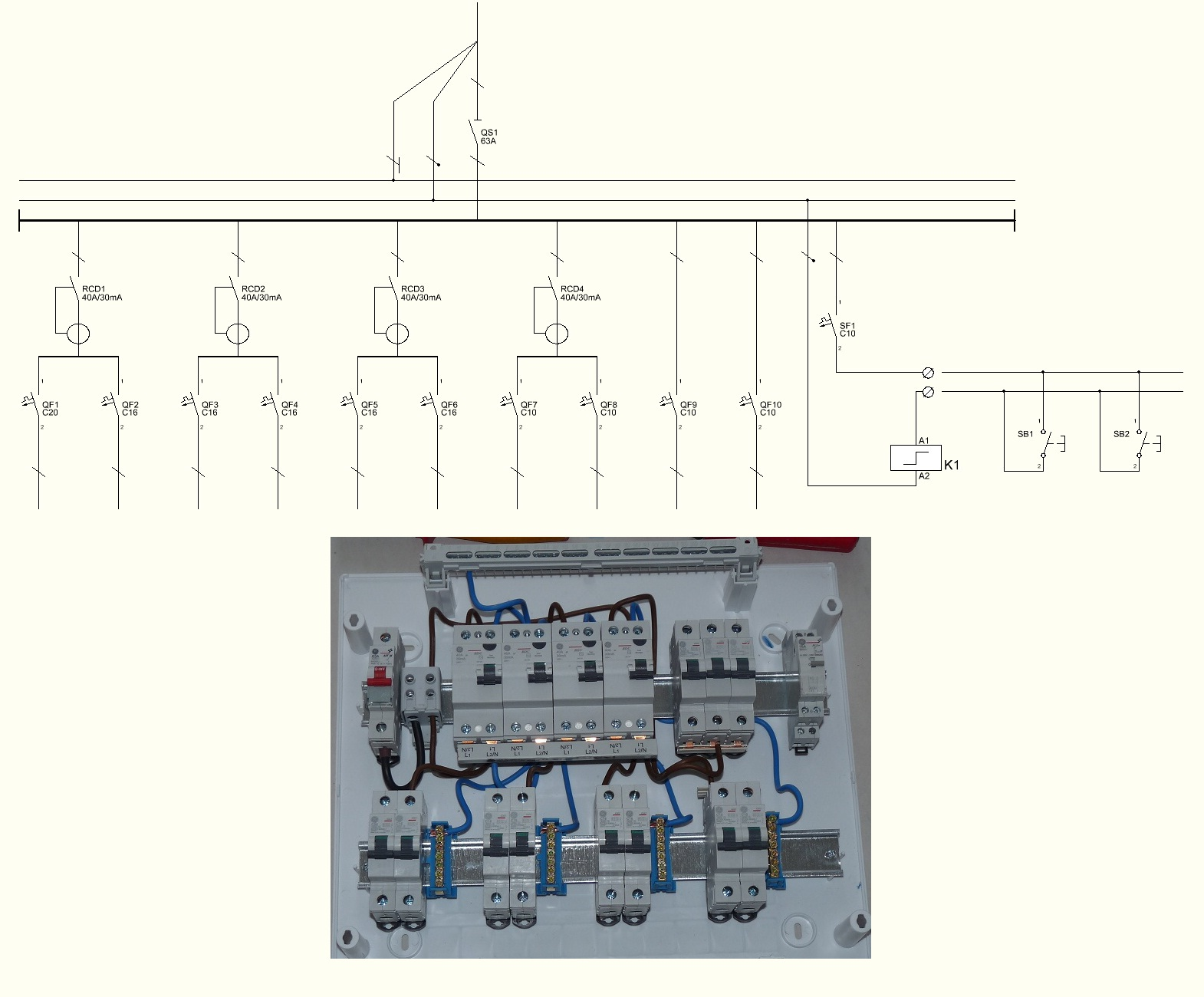 Fileexample Of One Line Wiring Diagram Fuse Box Wikimedia For