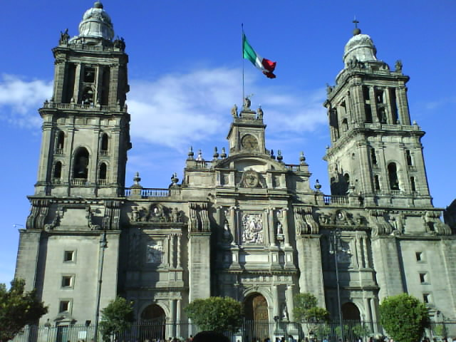 File:Fachada de la Catedral Metropolitana de la Ciudad de México.JPG - Wikime...