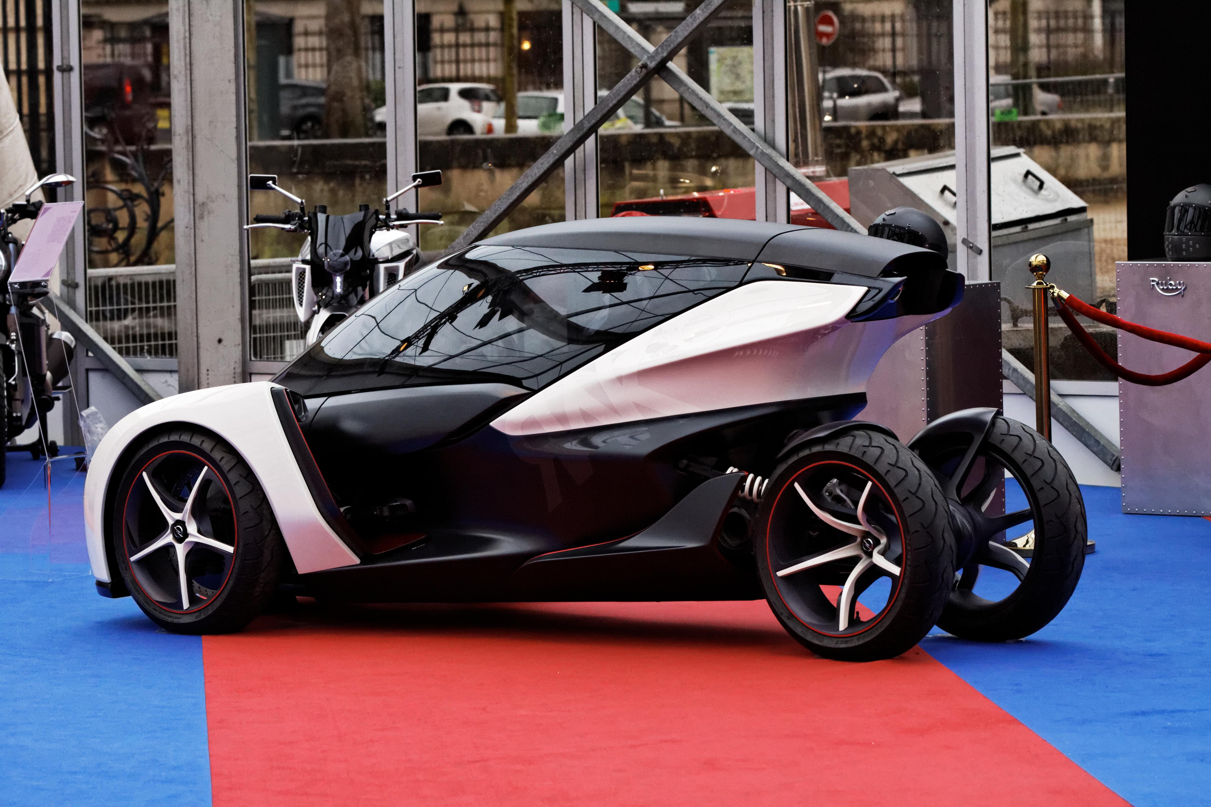 file festival automobile international 2013 opel rake e. Black Bedroom Furniture Sets. Home Design Ideas