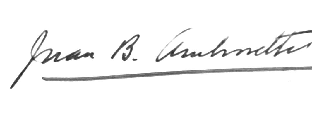 Archivo:Firma Juan Bautista Ambrosetti.png - Wikipedia, la ...