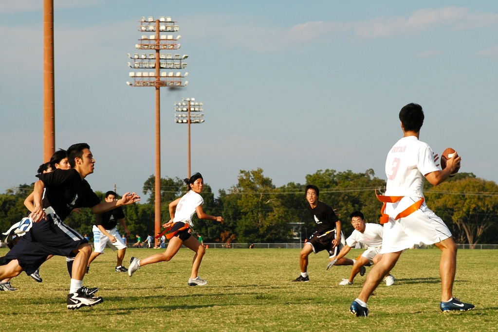 Flag Football Wikipedia