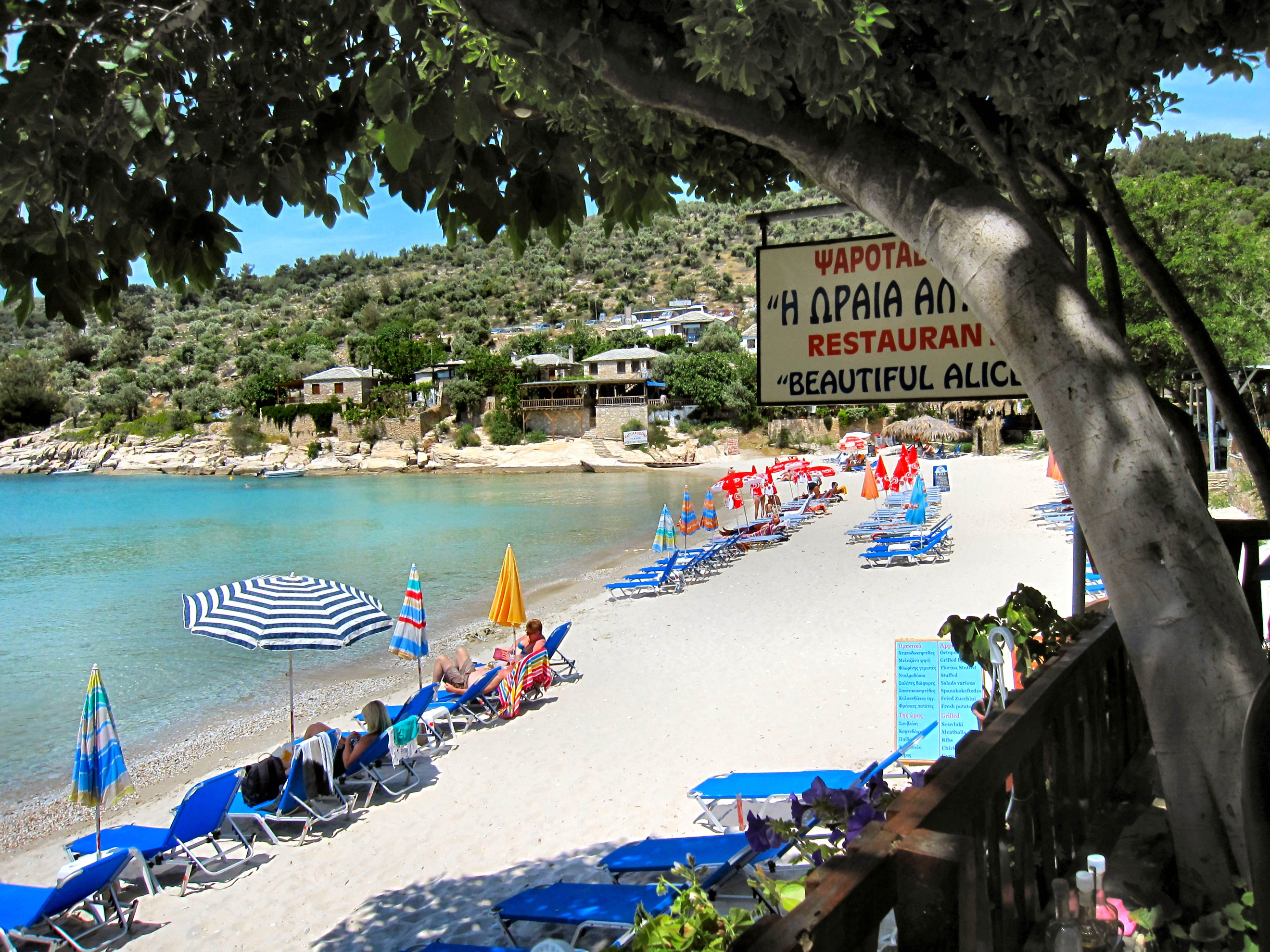 Fileflickr Ronsaunders47 Aliki Beach Thassos Greece
