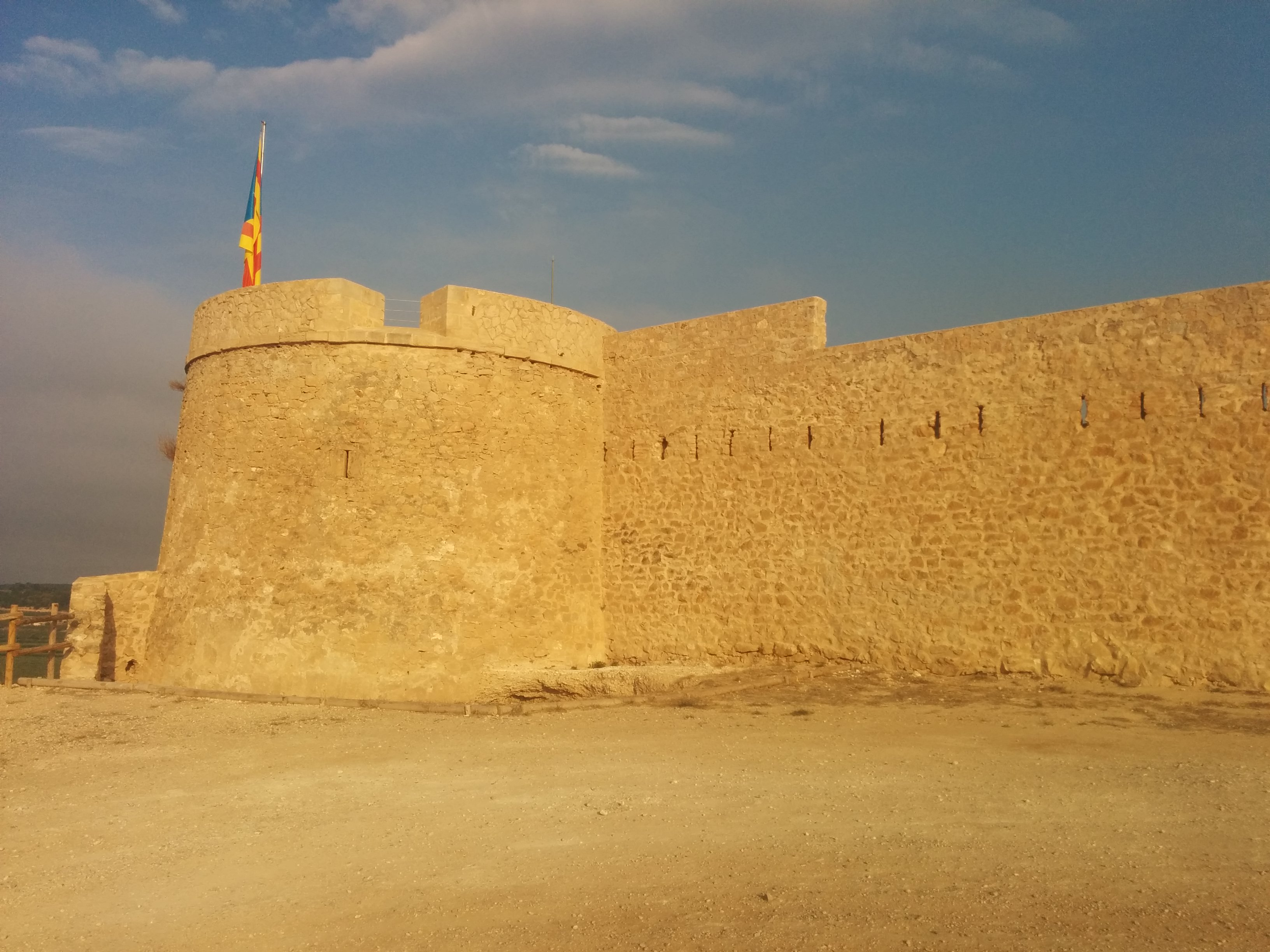 fileflix castell or flix castle or fort in catalonia 29 sept 2015 5
