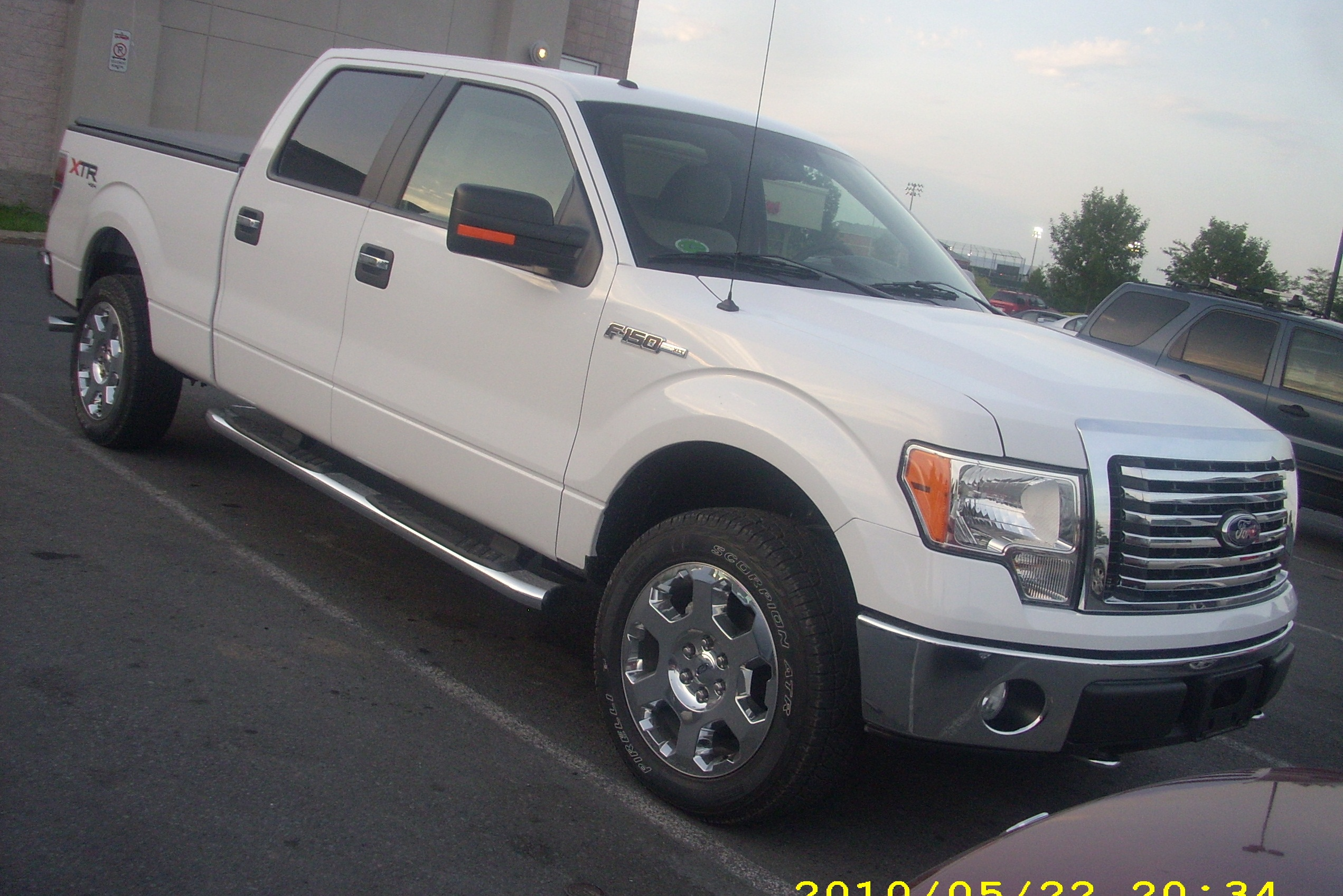 File Ford F 150 Xlt Xtr Crew Cab Jpg Wikimedia Commons