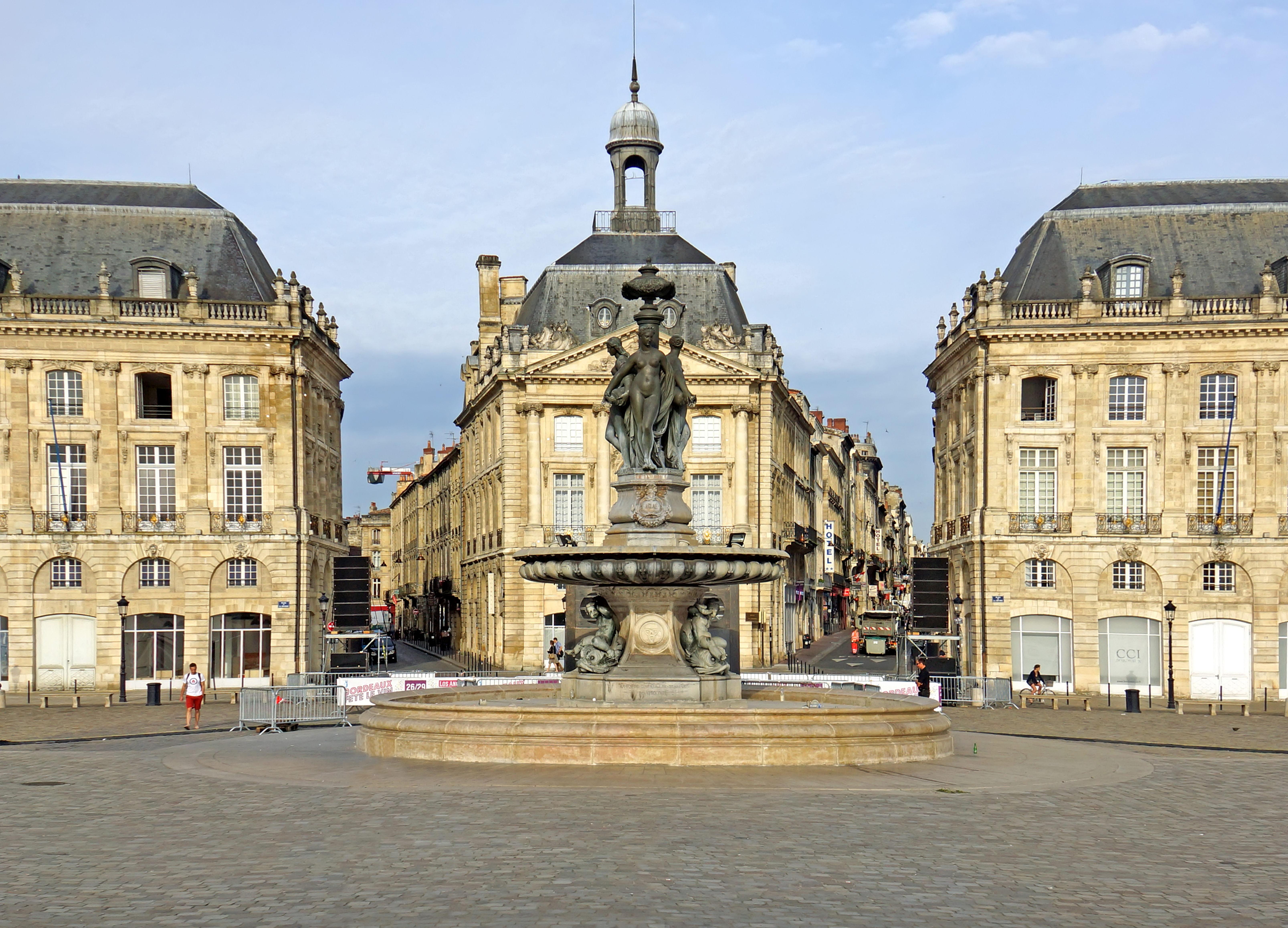 bordeaux place bourse