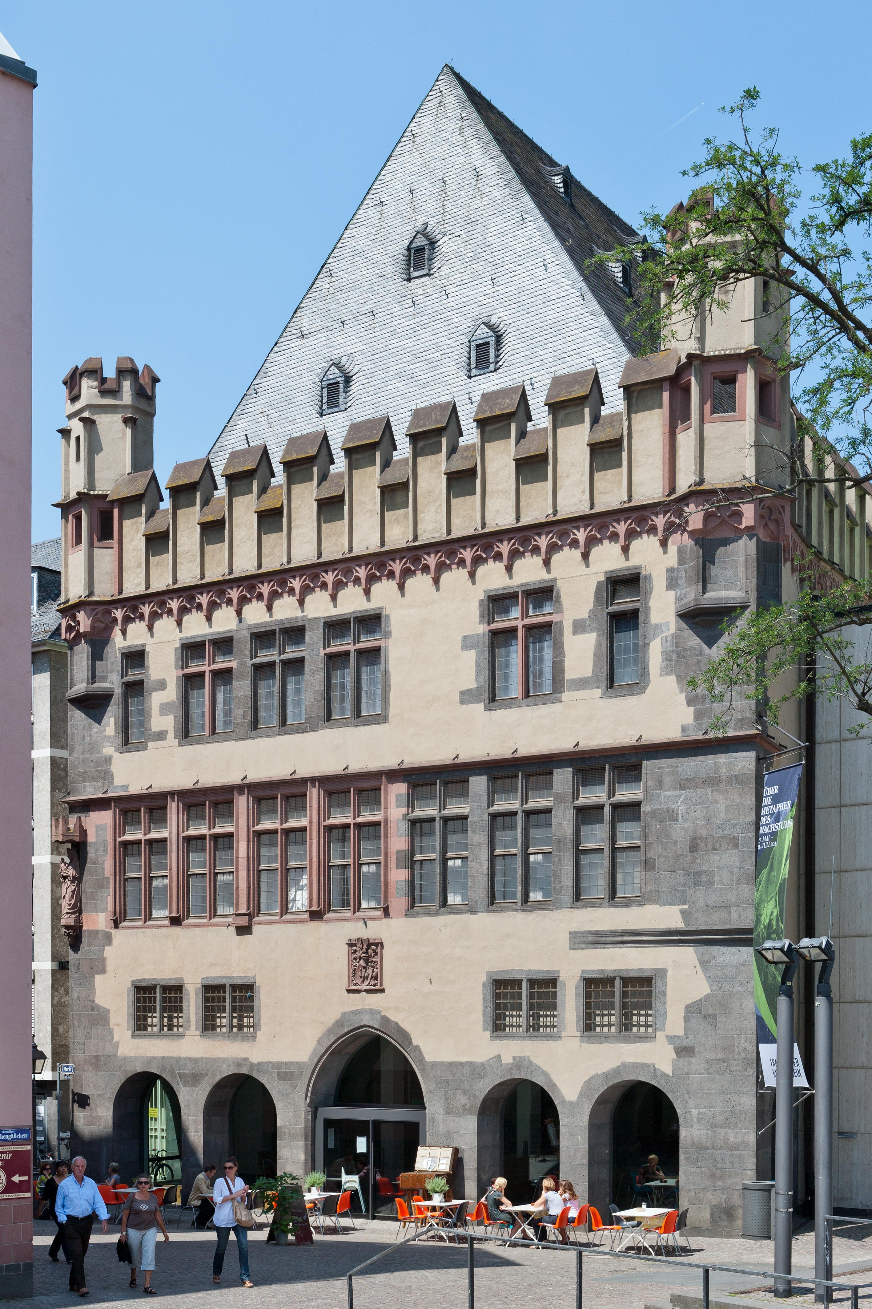 Steinernes Haus Frankfurt am Main Wikiwand