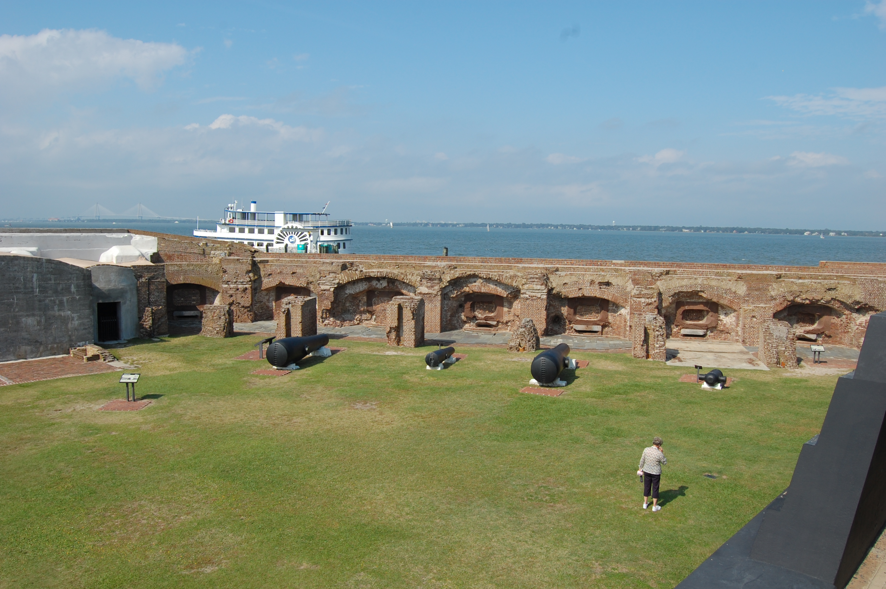 Fort Sumter Tours Spiritline Cruises