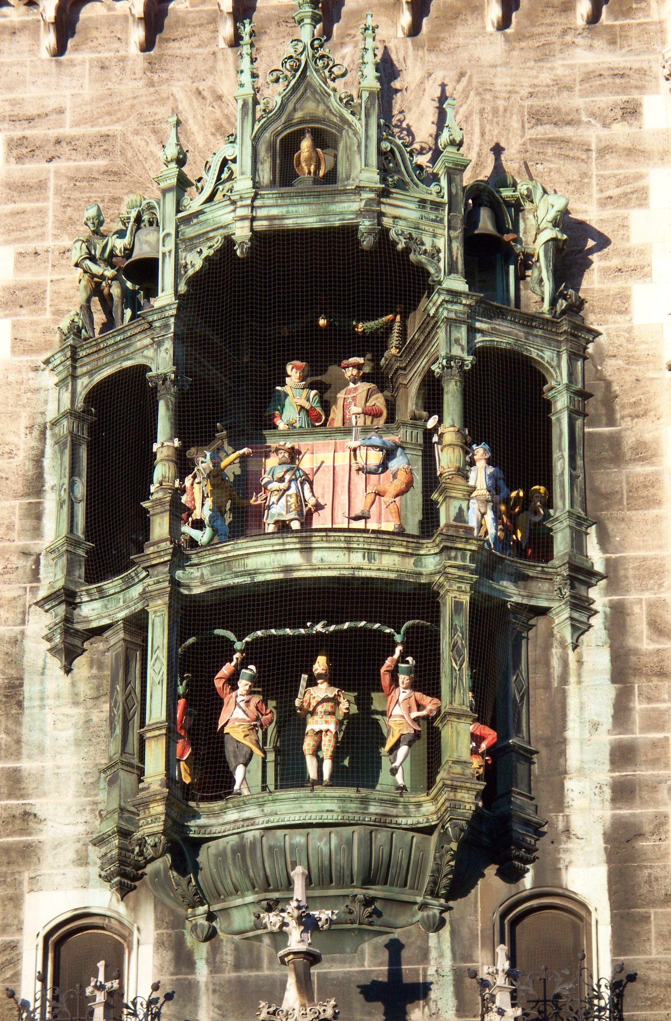 Glockenspiel munchen
