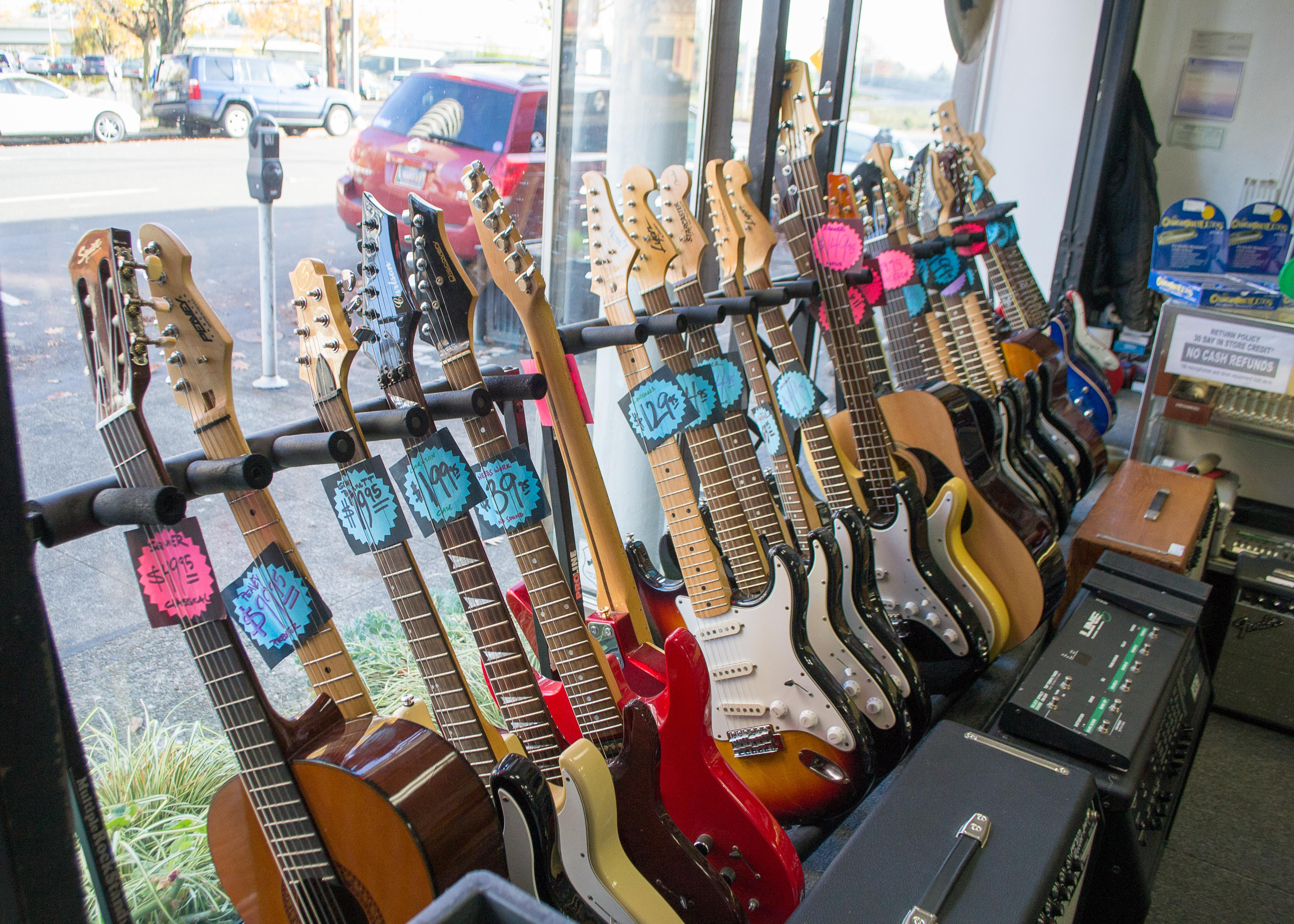 Guitar Store In Lake Worth Fl Near Villas Santorini