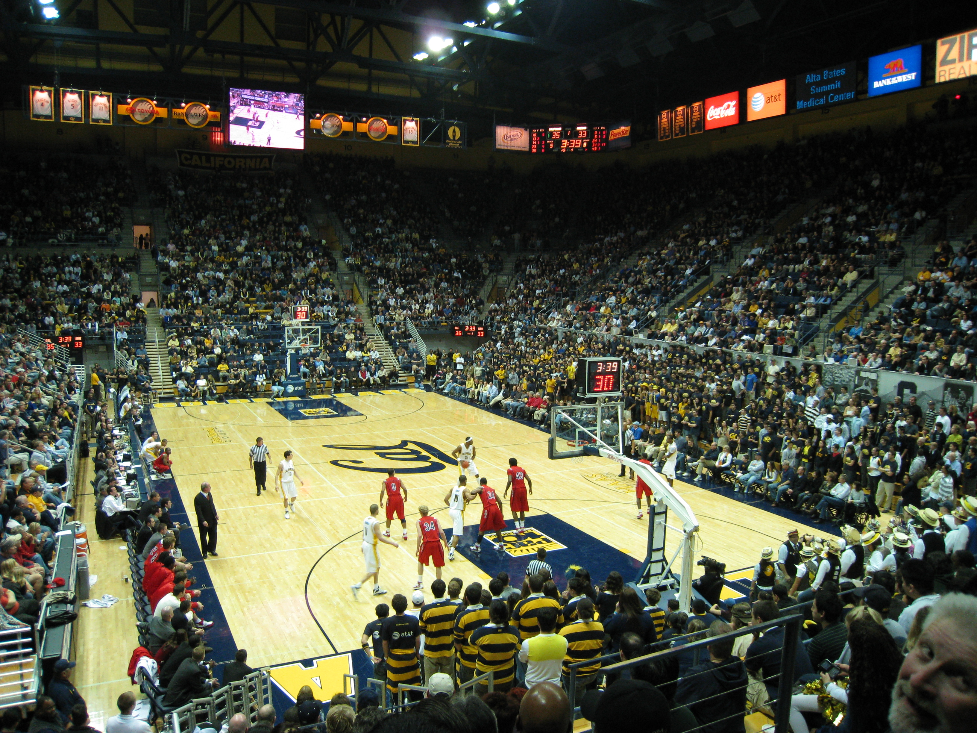 Haas pavilion seating chart map seatgeek