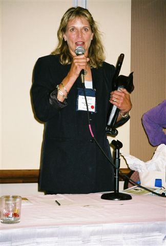 Harley Jane Kozak, September 7, 2005