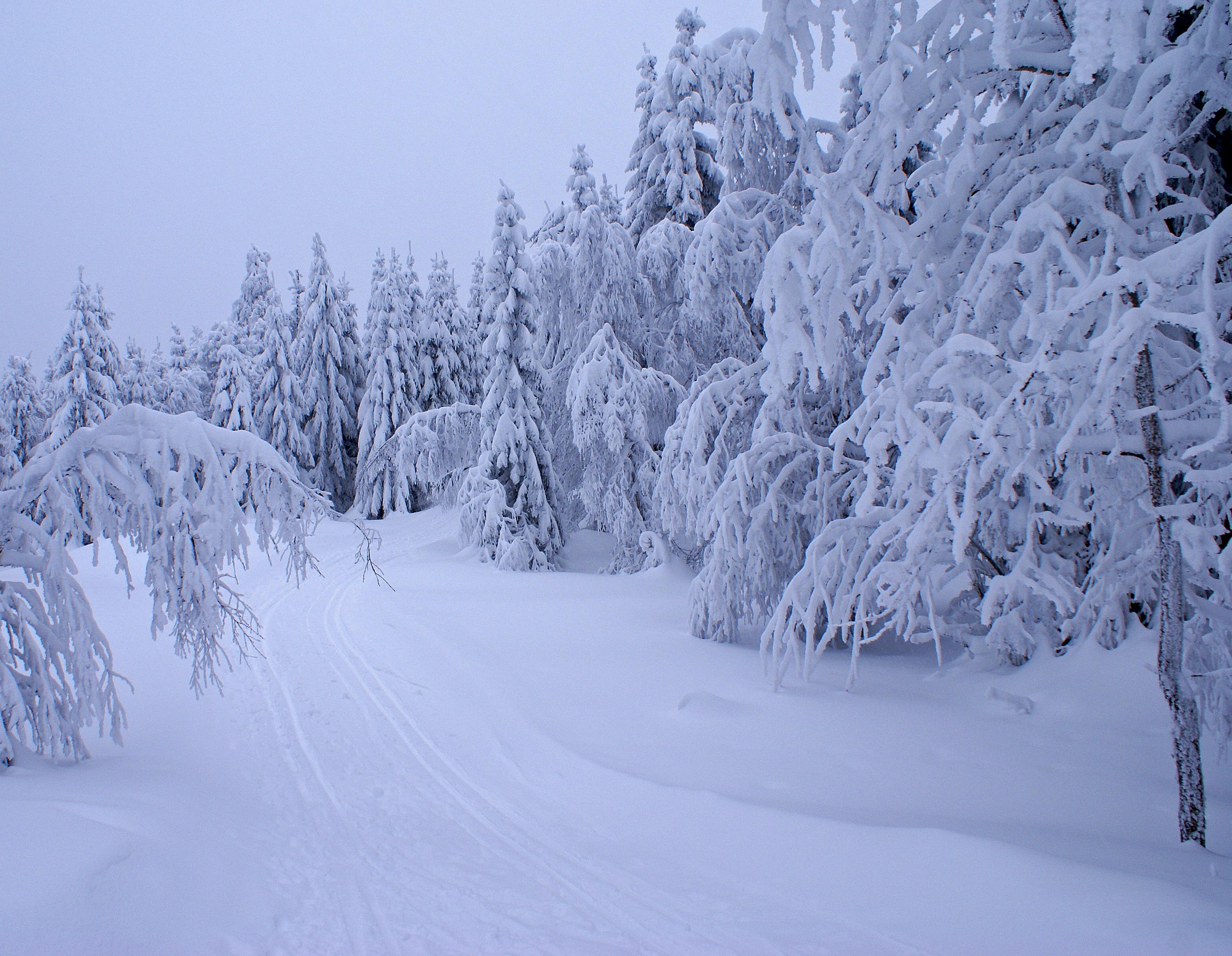 Description Heavy snow...