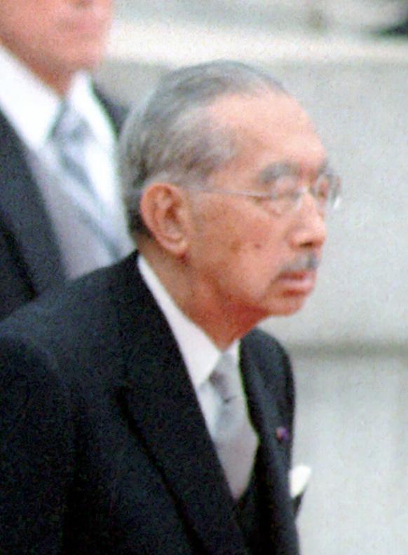 Hirohito Größe