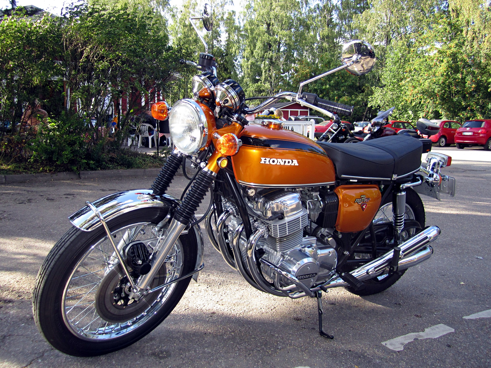 honda cb 750 serie wikiwand. Black Bedroom Furniture Sets. Home Design Ideas
