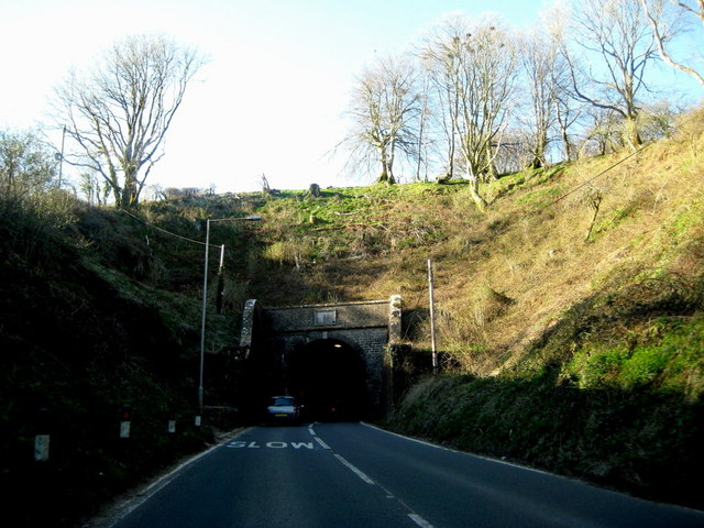 File:Horn Hill Tunnel - geograph.org.uk - 1228863.jpg
