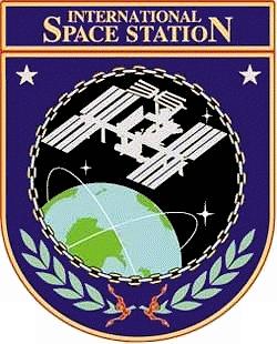Escudo de la Estación Espacial