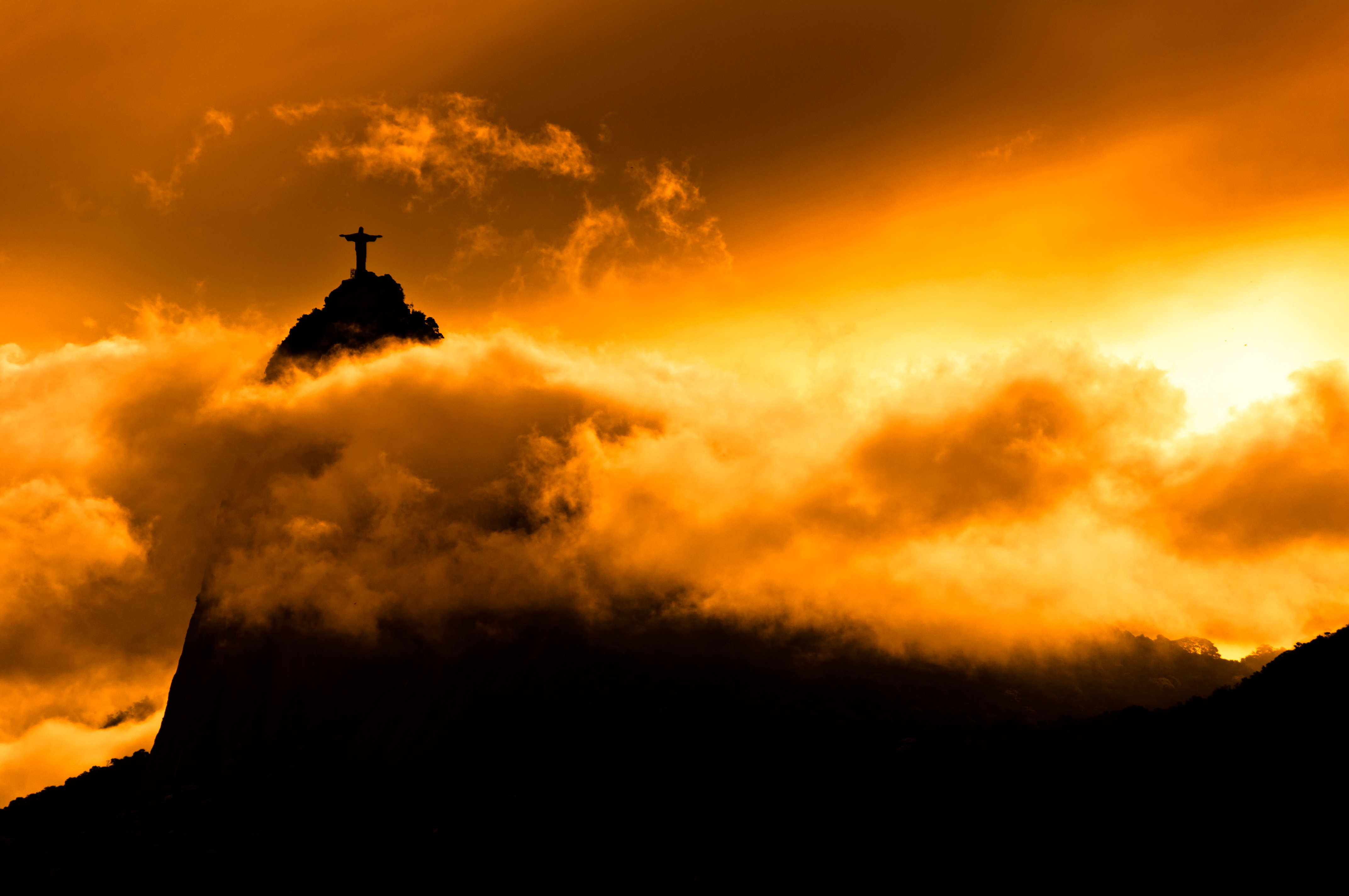 File Jesus In Clouds By Sunset 1 Jpg Wikimedia Commons