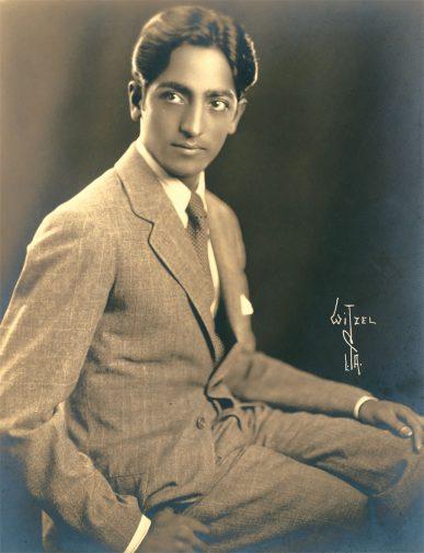 Jiddu Krishnamurti by Witzel